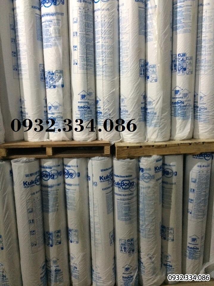 giấy dầu hàn quốc | màng chống thấm | màng chống dột