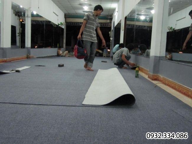 thảm nỉ trải-lót sàn