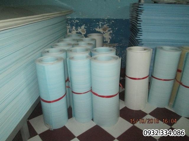 Tôn ván nhựa PVC rạng đông